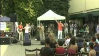 preview picture of video 'Gospel koncert - Dombóvár 2010. június - 2. rész'