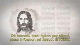 Kiu estas Jesuo Kristo - 60 Sekunda Superrigardo
