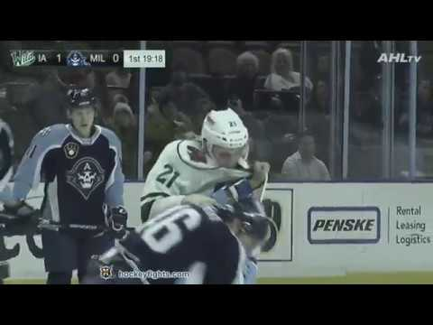 Matt Donovan vs. Carson Soucy