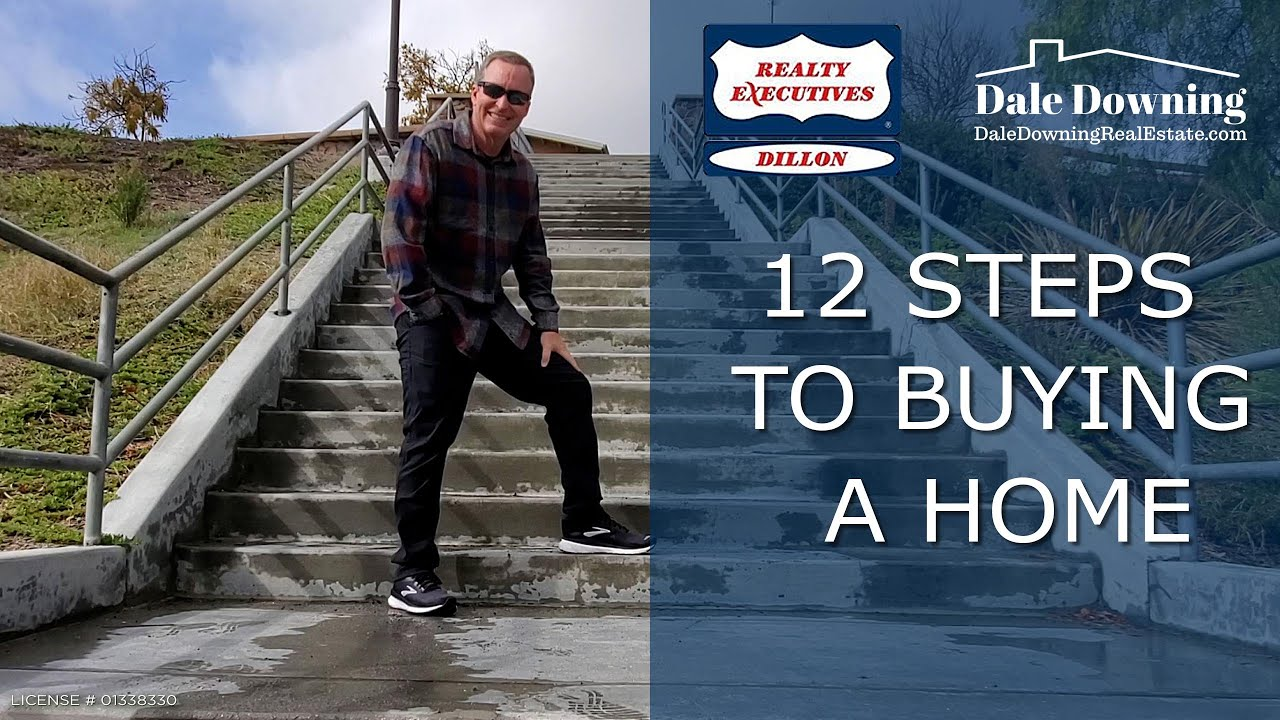 What Are the 12 Steps to Buying a Home?