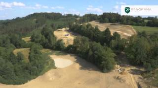 Panorama Golf Resort | Výstavba resortu