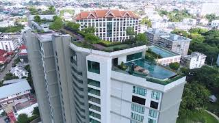 Luxury Condo with Roof Infinity Pool in Prime Location at Chang Klan Road, Chiang Mai -2 Bed Units
