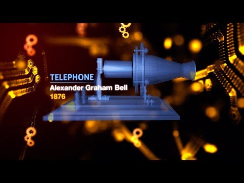 Alexander Graham Bell's Telephone Prototype | The Genius Of Invention | Earth Lab
