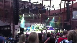 Big Boi - Rosa Parks, So Fresh So Clean, Ms. Jackson at BIsco Inferno at Red Rocks 5/28/11 #1/2