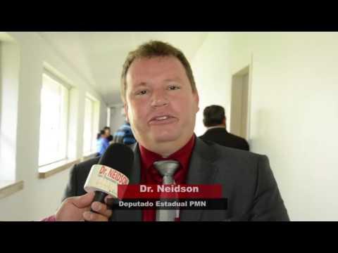 VÍDEO:  DR. NEIDSON COBRA DO SUPERINTENDENTE DO DNIT PONTE BINACIONAL EM GUAJARÁ E RECUPERAÇÃO DAS BR-425 E 364