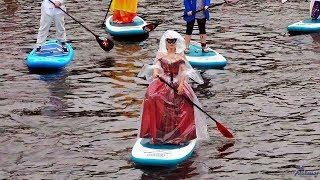 III Фестиваль сёрфинга с веслом «Фонтанка-SUP» (2018)