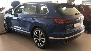 VW Touareg 2018! Топ Комплектация за 5 млн. Рублей!
