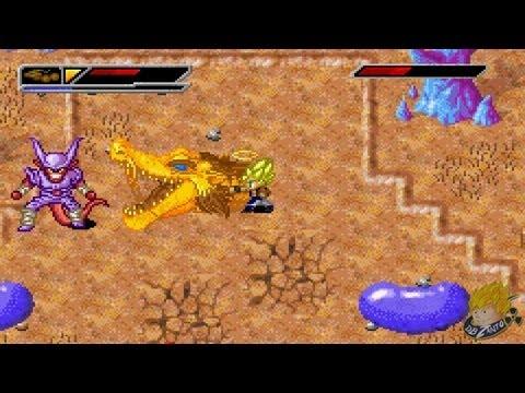 dragon ball z buu's fury gba detonado