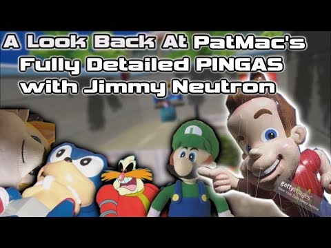 YTP: A Look Back at PatMac's FULLY DETAILED PINGAS with Jimmy Neutron