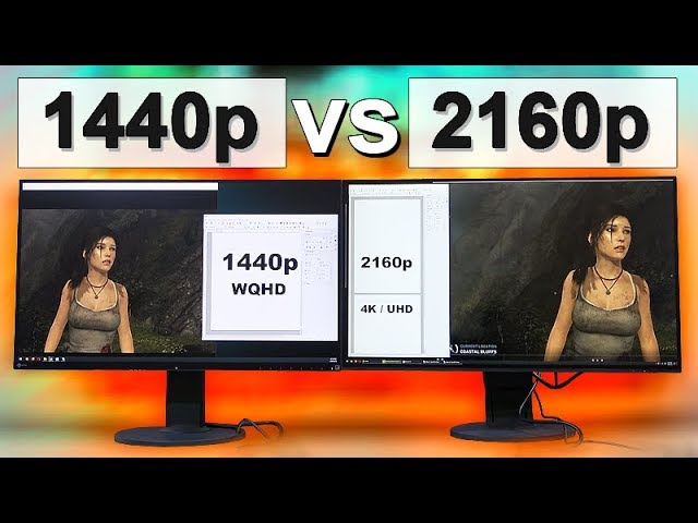 1440p Vs 4k 2160p Monitor What To Look Out For