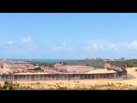 SITUAÇÃO TENSA NO PRESÍDIO: VÍDEOS MOSTRAM PRESOS TRAVANDO LUTA 2