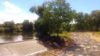 preview picture of video 'Fischtreppe und Hölderlingarten Slideshow'