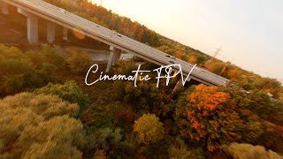 Fall is here - Cinematic FPV [4k]