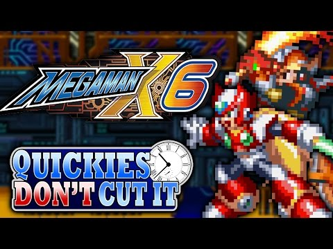 Why is X6 so hated? :: Mega Man X Legacy Collection 2 / ROCKMAN X