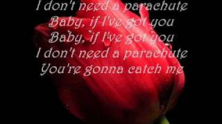Cheryl Cole - Parachute  (Slower version) Lyrics