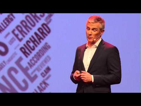 The (uncomfortable) truth of HR and leadership development | Patrick Vermeren | TEDxKMA