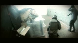 preview picture of video 'Airsoft CQB Pieszyce 05.01.2014'