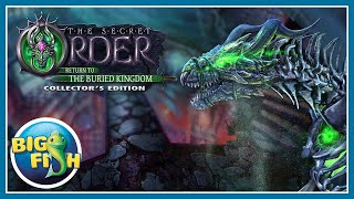 The Secret Order: Return to the Buried Kingdom Collector's Edition video