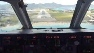 Gambar cover Aterrizaje en San Martin  MD-80