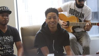 Jacob Latimore   Heartbreak Heard Around The World (Video)