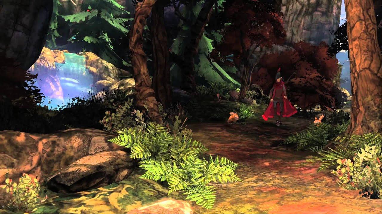 La classica avventura King's Quest rivivrà su PS3 e PS4 nel 2015