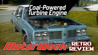 Retro Review: Coal-Powered Turbine Engine Oldsmobile
