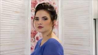 Прическа и макияж: свадебный стилист Светлана Беркунцова