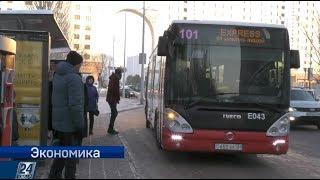 Производство автобусов в Казахстане