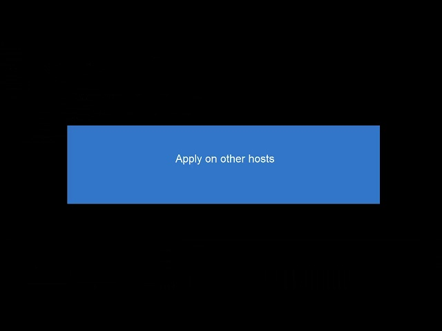 تثبيت، إعداد وبناء كلاستر هادوب باستخدام هورتنووركس - الجزأ الأول: تهيئة المخدمات وبيئة العمل