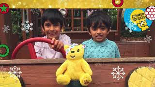 The best of 2017- Pudsey