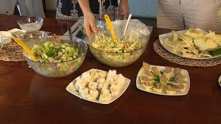 Dr. Ordon's Favorite Tahitian Dishes