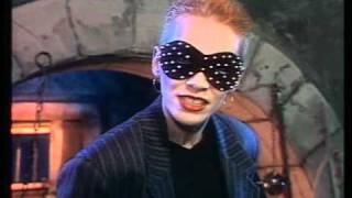EURYTHMICS - LOVE IS A STRANGER 1983 RARE - COLOGNE GERMANY