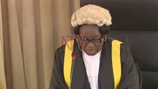 Speaker of parliament Rebecca Kadaga has threatened action against