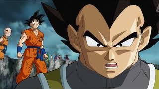 VEGETA'S MOST BADASS MOMENT