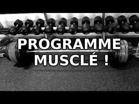 Les entraînements au bodybuilding pour les amateurs