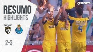 Highlights | Resumo: Portimonense 2-3 FC Porto (Liga 19/20 #5)