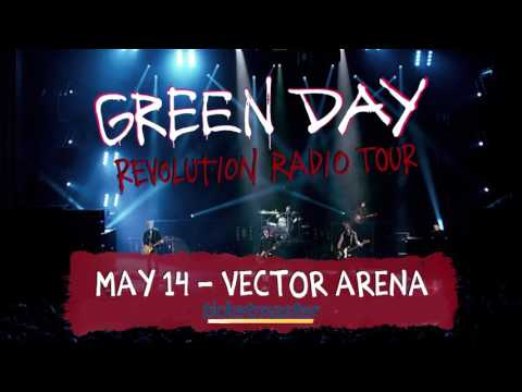Green Day - Auckland - Second Show Mp3