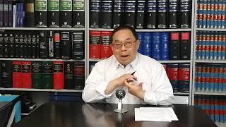[陳震威大律師] 一國兩制的崩塌 - 解放軍的出動