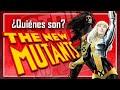 ¡CONÓCELOS! Los VERDADEROS 'NEW MUTANTS'. ¿Está justificado el TERROR en su película?