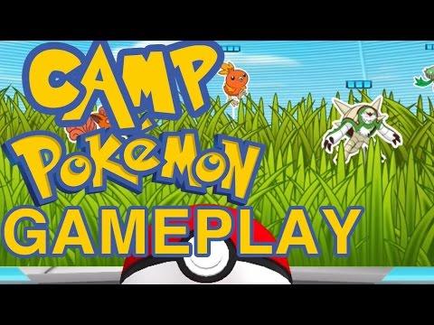 Camp Pok�mon IOS