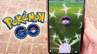 Clamperl  - (Pokémon) - CAPTURO CLAMPERL SHINY! REGISTRO y EVOLUCIÓN de HUNTAIL y GOREBYSS en Pokémon GO! [Keibron]