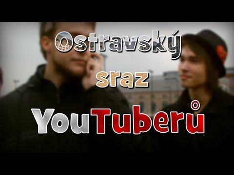 ► Vlog - Ostravský sraz Youtuberů [22.11.2014]