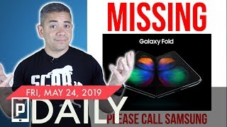 Where is the Galaxy Fold?