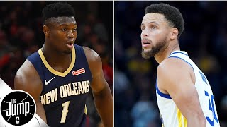 Can Zion and Steph carry a hot preseason into the NBA's regular season? | The Jump
