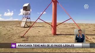 Pasos Ilegales Entre Chile Y Argentina