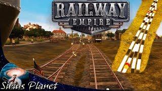 КАК ГРАМОТНО ПРОЛОЖИТЬ ПУТИ в ► Railway Empire   Гайд