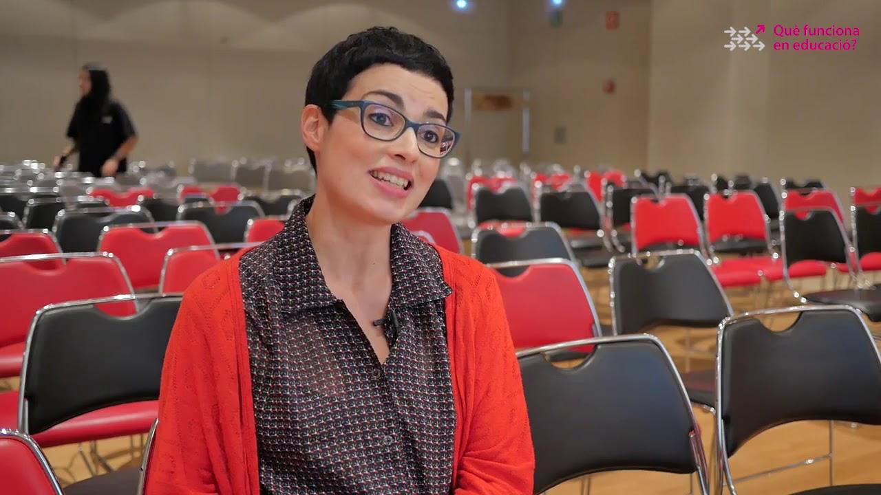 Què funciona en l'orientació de l'alumnat? Evidències internacionals - Sandra Escapa