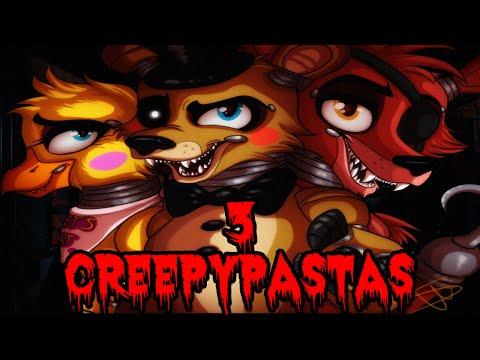 Deimoss Narra 3 CreepyPastas De Five Nights At Freddy's
