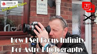 How to Find Focus Infinity - Astro Night Photography