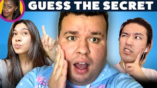 Can You Guess This Person's Embarrassing Secret?